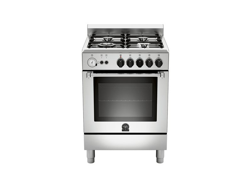 60 4-Burners Electric Oven CX | Bertazzoni La Germania - Stainless