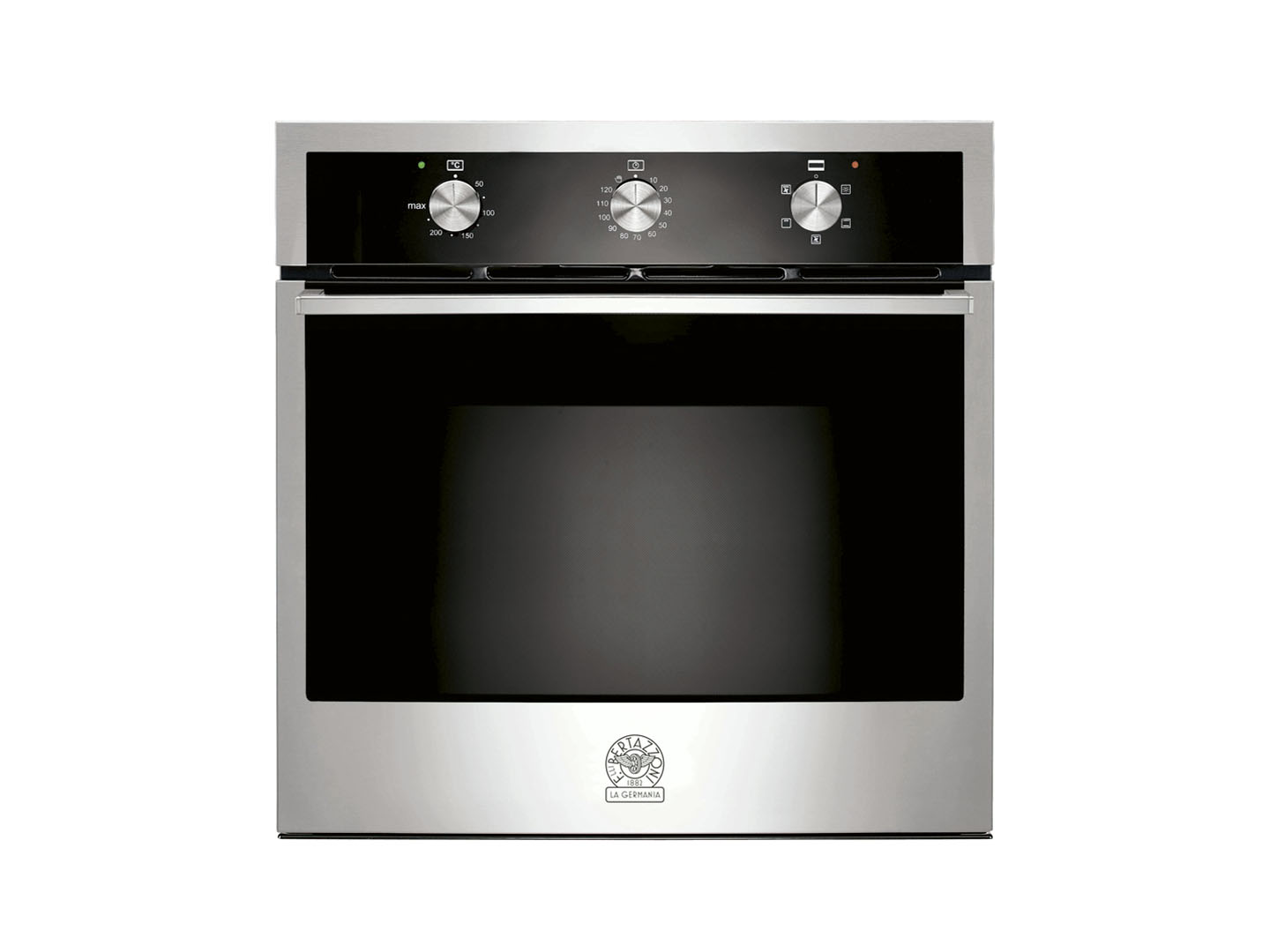60 Forno a Gas | Bertazzoni La Germania - Stainless